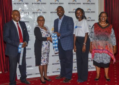 1st Lady Donation for Water Purification Project